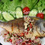 Fried Fish with Balinese Chili Relish
