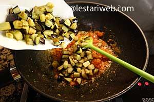 add eggplant / aubergine