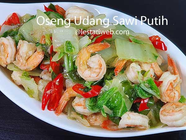 Stir-Fried Cabbage & Shrimp