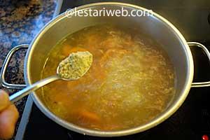 vegetable broth powder