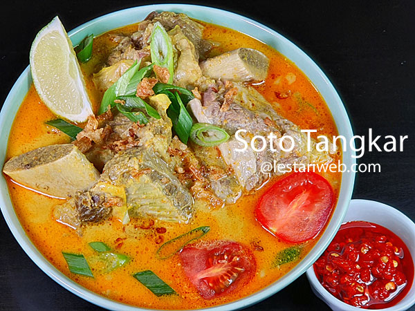Jakarta Beef Soup