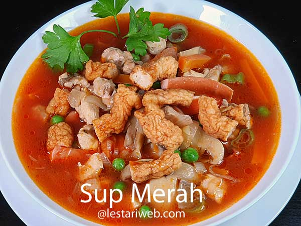 Indonesian Tomato Soup