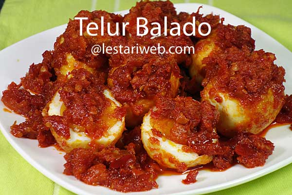Eggs with Chilli Sauce
