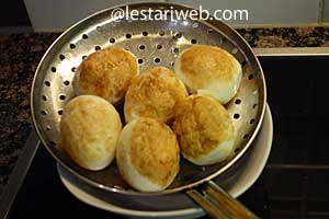 spicy eggs