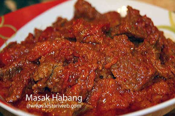 Beef in Red Sauce