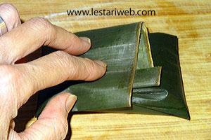 wrap banana leaf 3