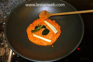 Wok or big saucepan