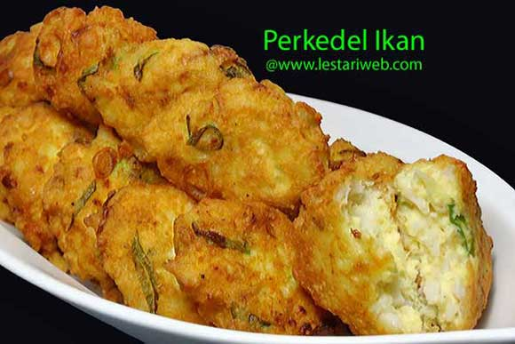 Fried Fish Patties
