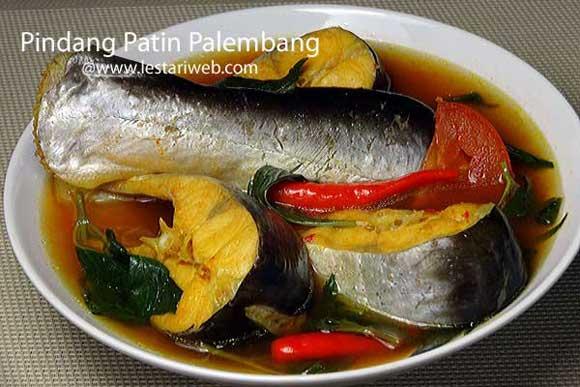 Pangasius Fish Soup Palembang