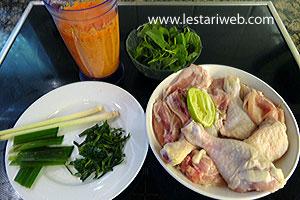 Prepare & slice other ingredients