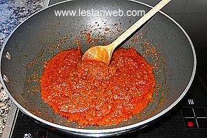 adjust the sambal