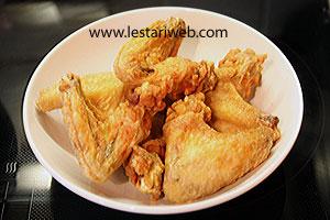 chickens golden brown