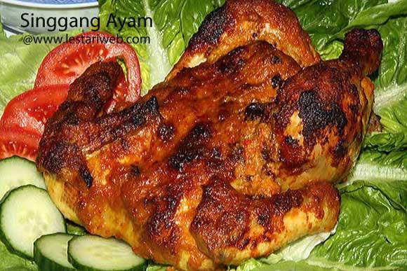 Padangnese Grilled Chicken