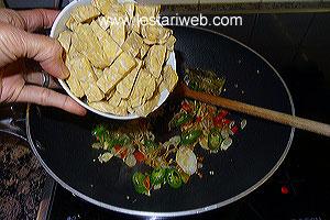 adding tempeh