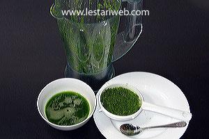 pandanus juice