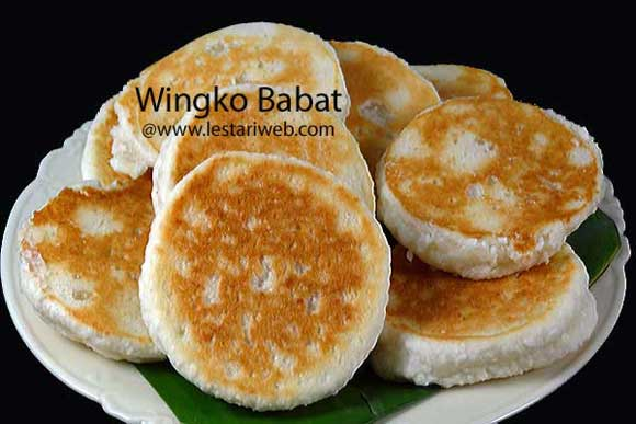 Grated Coconut Pancakes