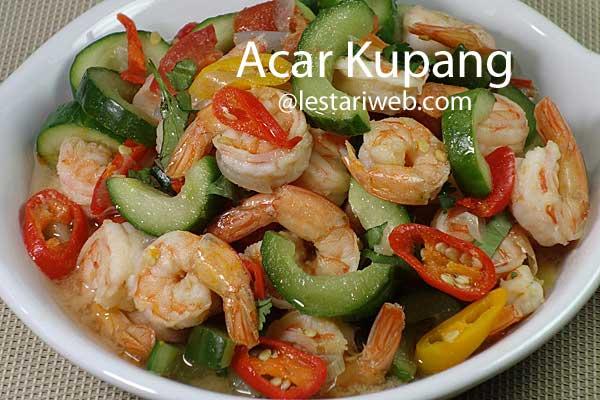 Shrimp & Vegetable Pickle