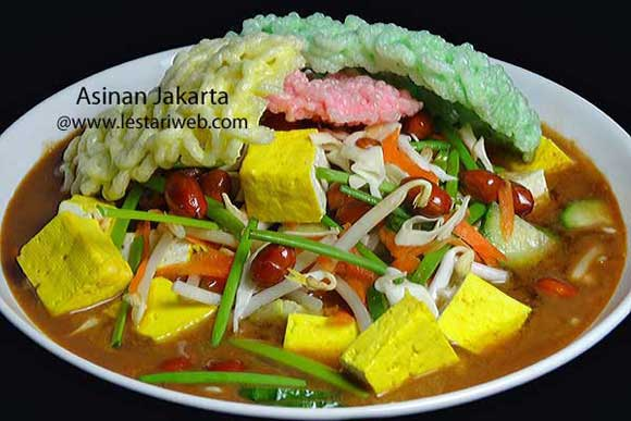 Jakarta Mixed Pickles