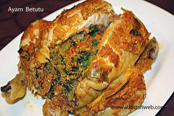 Balinese Roasted Chicken