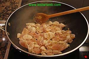 stir and cook