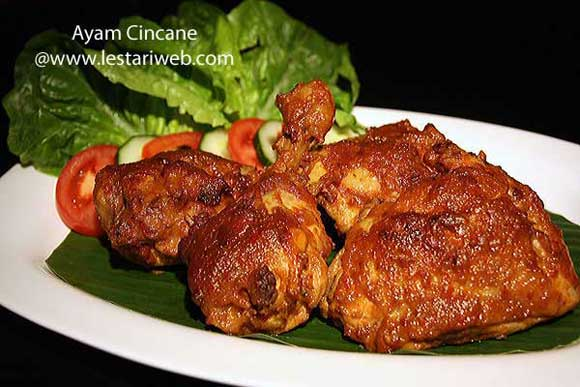 Grilled Chicken East Kalimantan Style