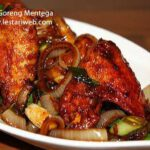 Indonesian Fried Chicken with Butter Sauce