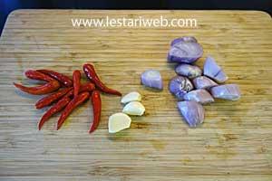 Prepare the spices
