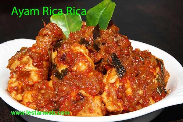 Manadonese Spicy Chicken