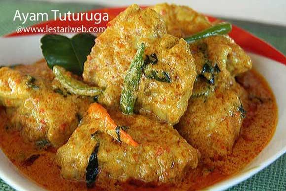 Chicken Tuturuga