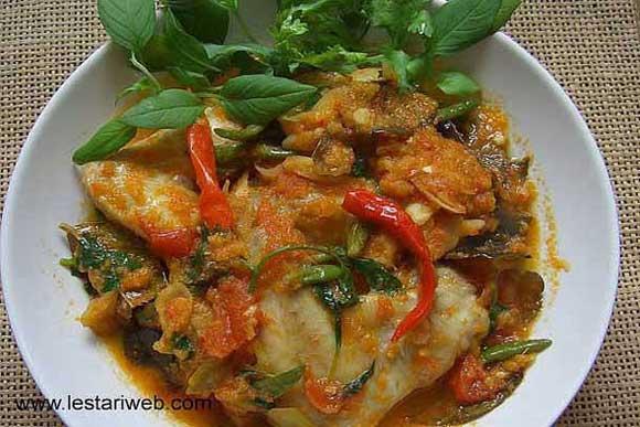 hot chicken dish