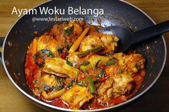 Manadonese Spicy Stewed Chicken