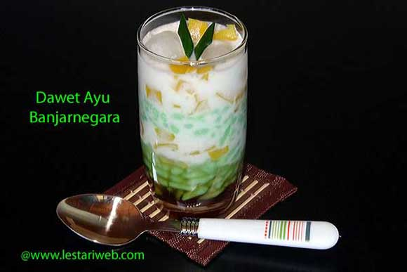 Indonesian Coconut Milk Drink