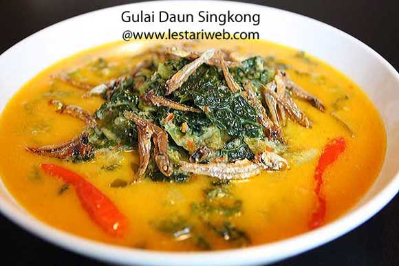 Cassava Leaves Curry