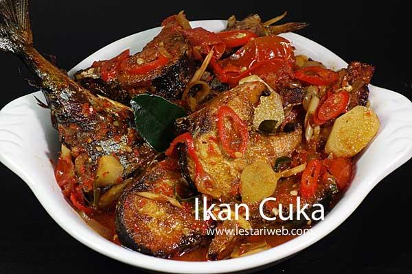 Sour Fish - Riau Style