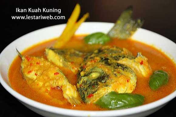 Yellow Fish Soup