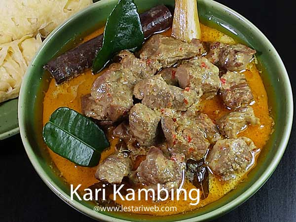 Medanese Lamb - Mutton Curry